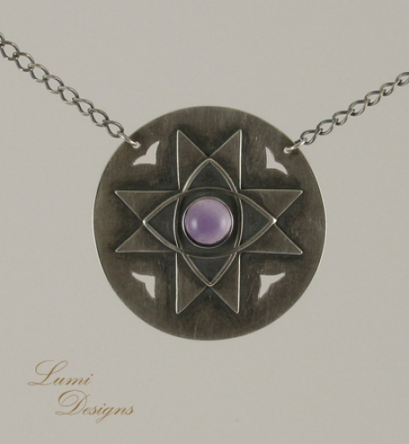 Necklace 'Heaven's Gate'