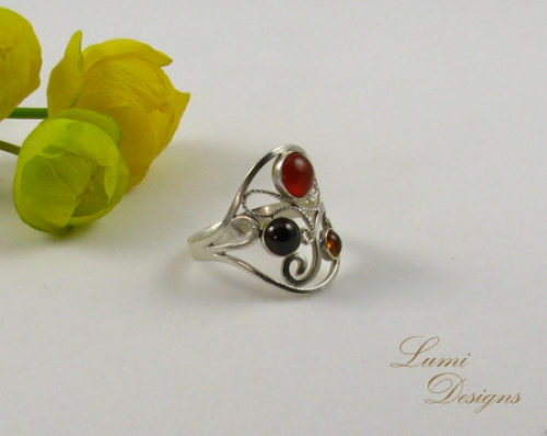 Ring 'Power of the Heart'