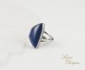 Sõrmus lapis lazuliga